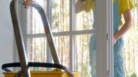 7 советов, как помыть большие окна